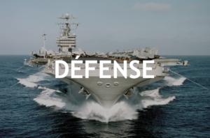 Defense. Exemple de secteur - partenaire de précision - fabrication de pièces et moules à injection pour l'automobile